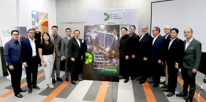 Cebu Landmasters launches Davao Global Township