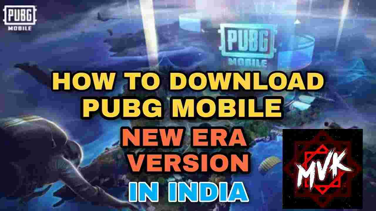 PUBG MOBILE V1.0 Apk
