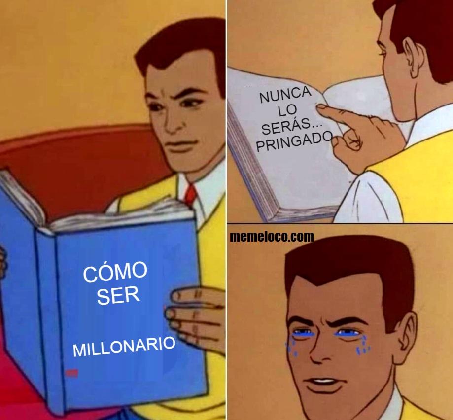 Cómo Ser Millonario meme