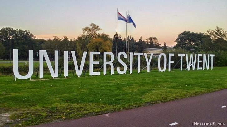 技術哲學名校荷蘭湍特大學 University of Twente,位於東部大城 Enschede,強調「高科技、人文心」(high tech, human touch)