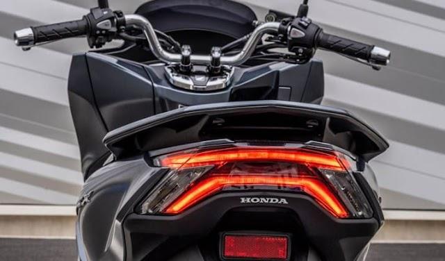 Honda PCX160 Masih Belum Akan Rilis Diindonesia !!! Apa Iya Demikian ??