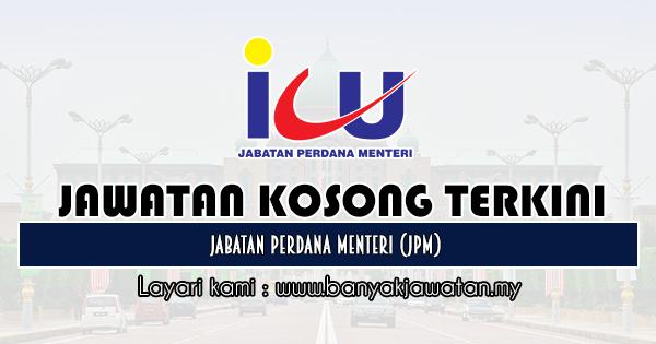 Jawatan Kosong 2020 di Jabatan Perdana Menteri (JPM)