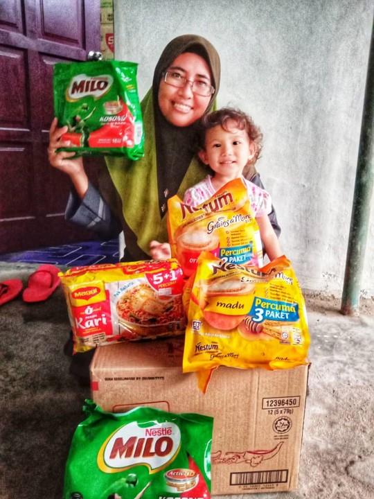 150 Rakyat Malaysia Pertama Menang Hadiah Mingguan  Wang Tunai RM500 #NestleGajiSeumurHidup