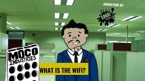 What is the Wifi? - Moco Industries Episode 01 - Inkeater Originals