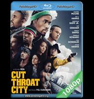 CUT THROAT CITY (2020) FULL 1080P HD MKV ESPAÑOL LATINO