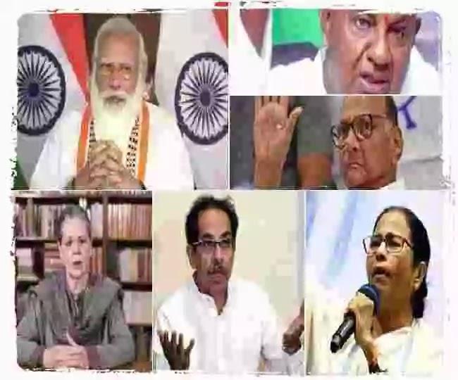 Kishor Meets Pawar, BJP claimed Modi 3.0 in 2024