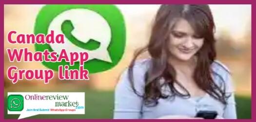 Canada WhatsApp Group Link | Canada Girl WhatsApp Group Link