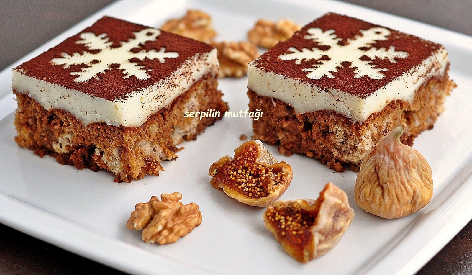 Kabaklı girdap kek tarifi
