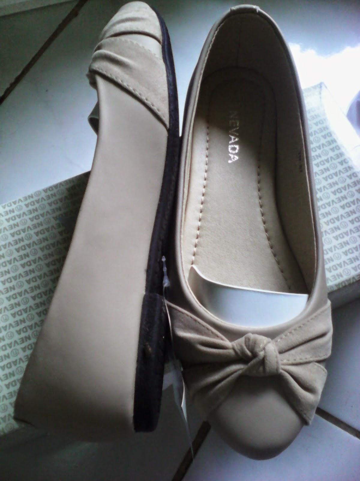 Flat Shoes Nevada Dnh Matahari