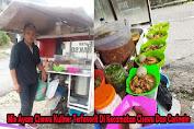 Mie Ayam Saung Kuliner Terfavorit di Kecamatan Cisewu dan Caringin
