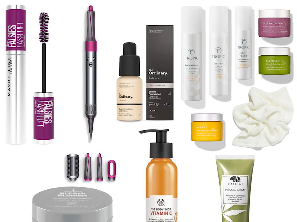 Beauty Wishlist | Hair, Makeup & Skin