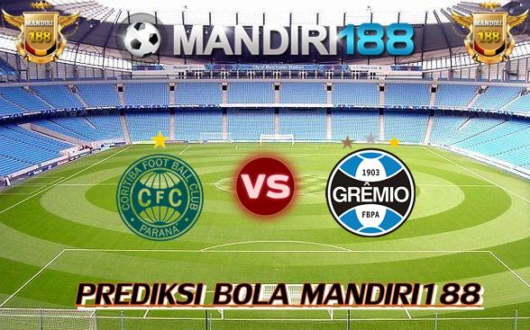 AGEN BOLA - Prediksi Coritiba vs Gremio Porto Alegre 16 Oktober 2017