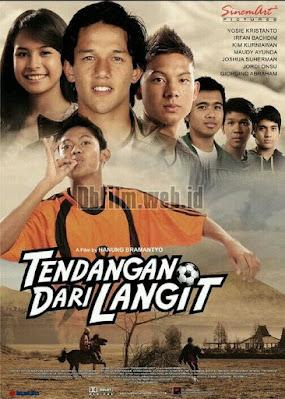 Sinopsis film Tendangan dari Langit (2011)