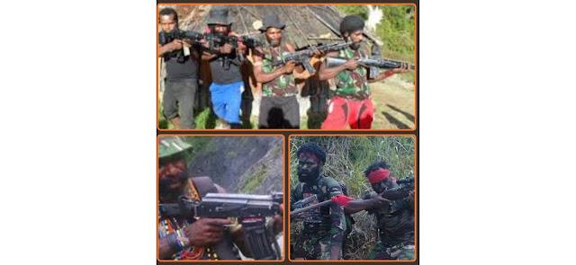 KKB Papua Kembali Berulah, Tembak 2 Warga Papua di Ilaga