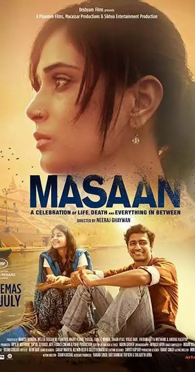 Masaan (2015) Hindi HD Movie 480p 720p