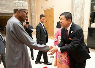 IPOB Claim That Buhari Is Not In Japan Is False