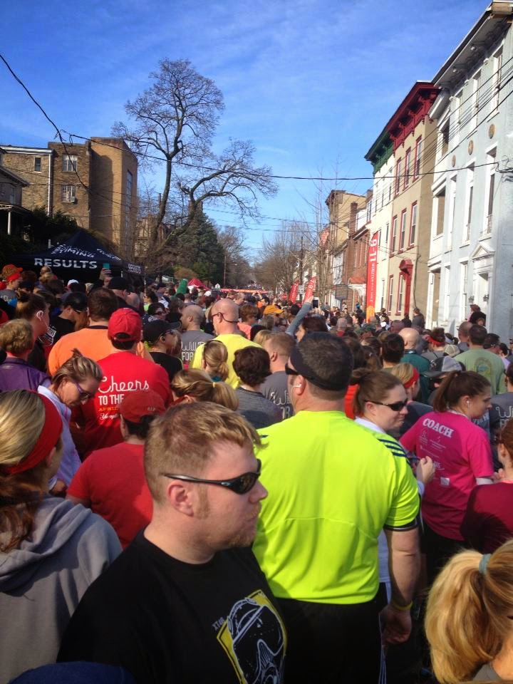 Yuengling Light Lager Jogger 5K - Race Report