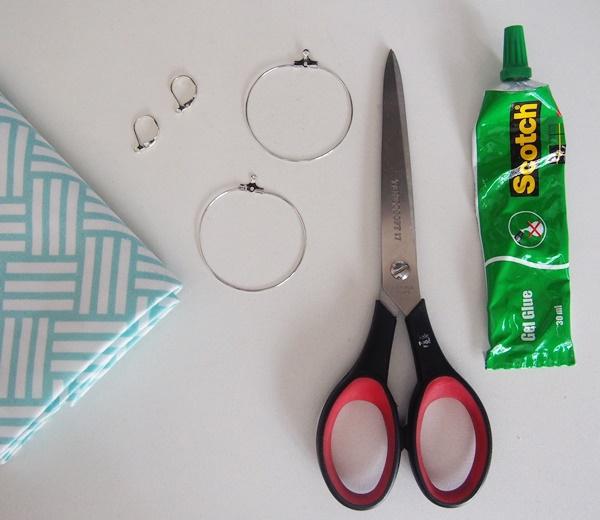 DIY : Créoles noeuds