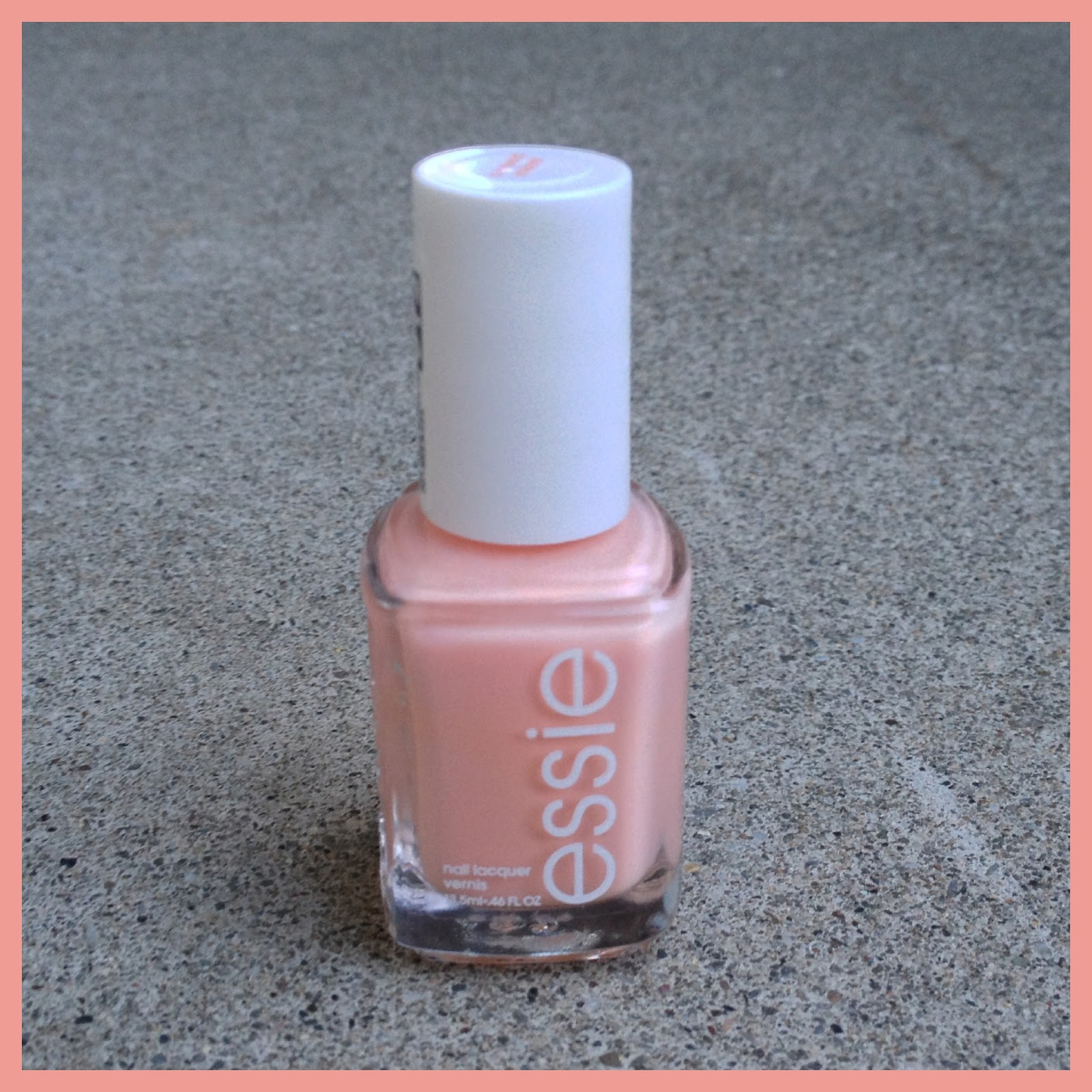 "What I Blog About When I Blog About Books: NOTD: Essie ""A ... A Crewed Interest Essie"