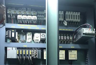 Контрольная панель крана
