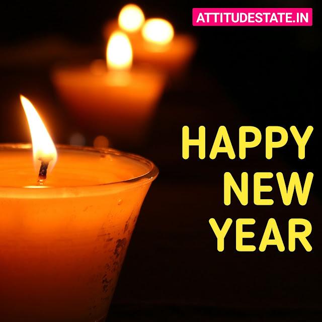 happy new year quote image
