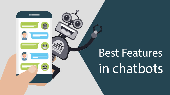Best Features in chatbots