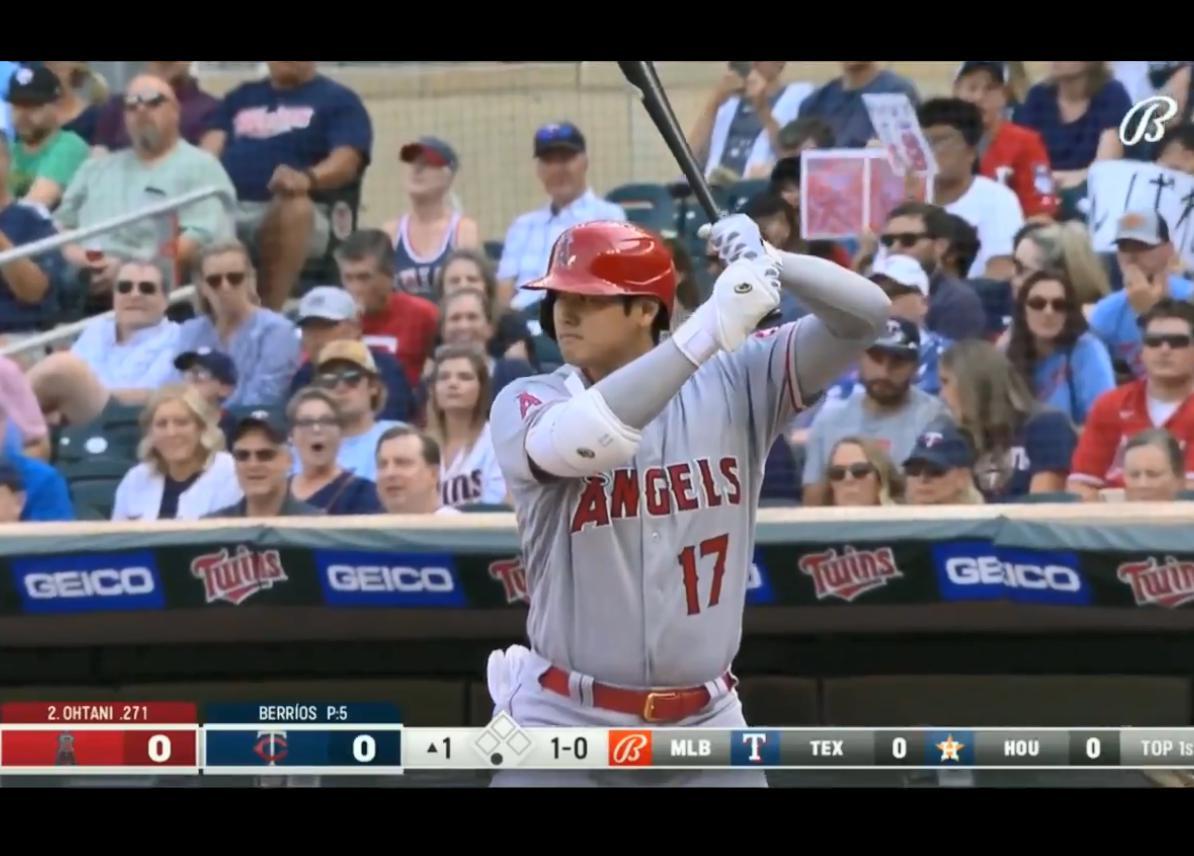 大谷翔平が二塁打2本&先制ホームで勝利に貢献、エンゼルス実況スレの翻訳(海外の反応)
