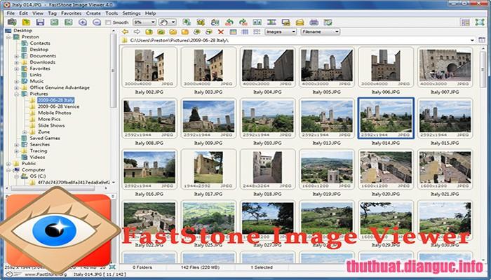 Download FastStone Image Viewer 7.0 Full Crack, trình xem và quản lý hình ảnh nhanh, FastStone Image Viewer , FastStone Image Viewer free download, FastStone Image Viewer full key