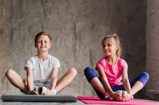 Corpo, gestos e movimentos- Yoga para crianças