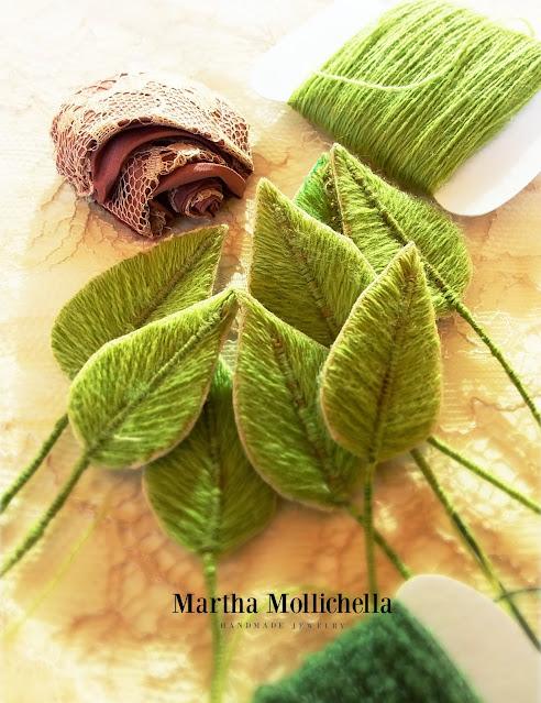 Martha Mollichella filo per perline