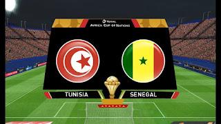 مشاهدة مباراة تونس والسنغال 14-07-2019 نصف نهائي كأس الأمم الأفريقية
