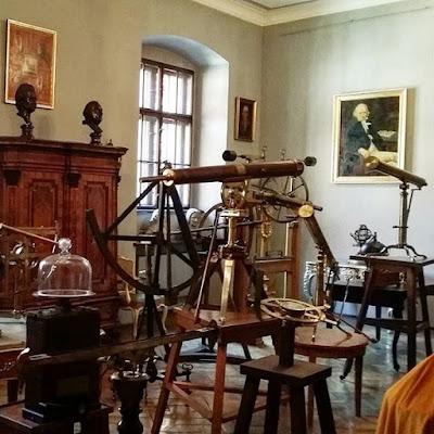 Instrumentos científicos en la Universidad Jaguelónica