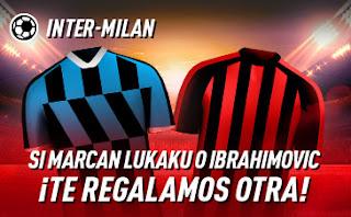 sportium Promo Inter vs Milan 9 febrero 2020