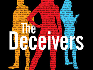 An Intriguing Elite School: The Deceivers by Kristen Simmons