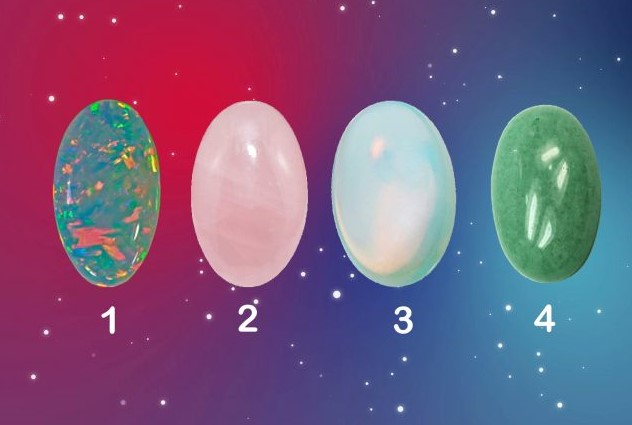 CHOOSE A CRYSTAL TO GET A FREE PSYCHIC READING