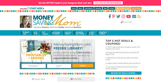 Money-Saving Mom