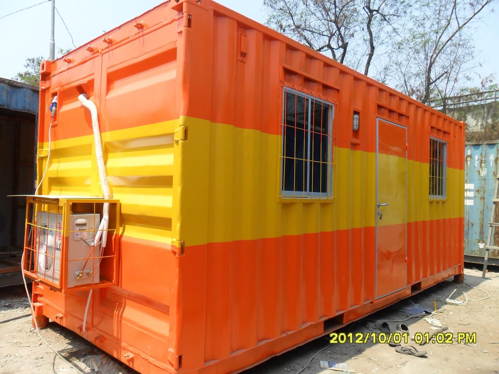 cargo container office. Berikut Ini Beberapa Contoh Container Sebagai : Cargo Office R