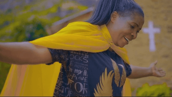 Bongo Gospel artist Rose Muhando