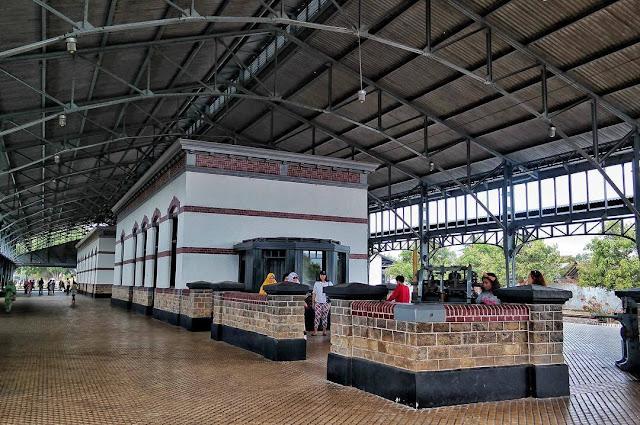 stasiun museum kereta api ambarawa