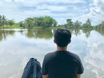 Borneo untuk Kali Pertama: Pontianak!