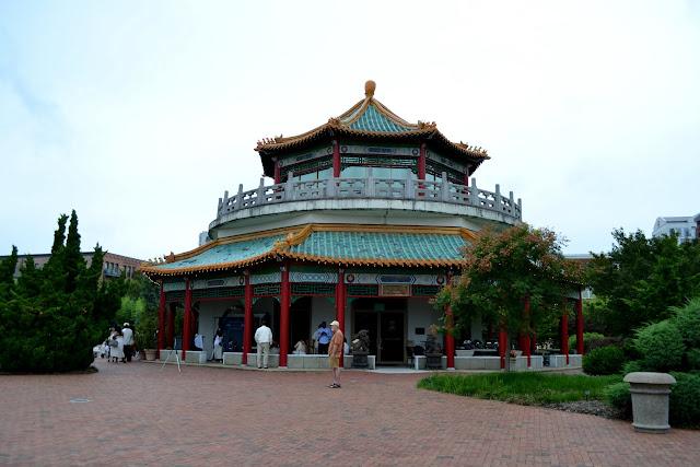 Тайванський павльйон. Норфолк, Вірджинія (Taiwan Friendship Pavilion, Norfolk, VA)