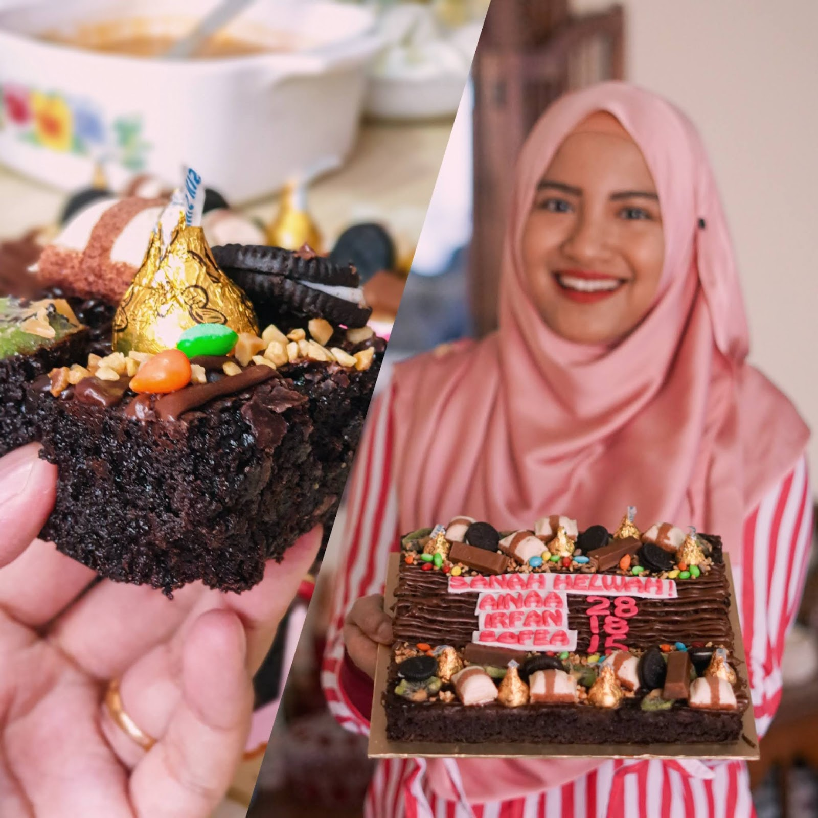 THE CAKES ZONE - Hak Milik Ina Ainaa