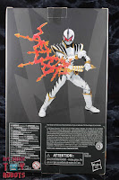 Power Rangers Lightning Collection Dino Thunder White Ranger Box 03