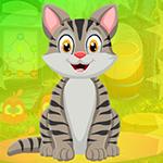 G4K Joyful Cat Escape