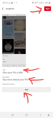 How to Upload Pictures to Pinterest from Android 2020 From Android App or From android mobile browser