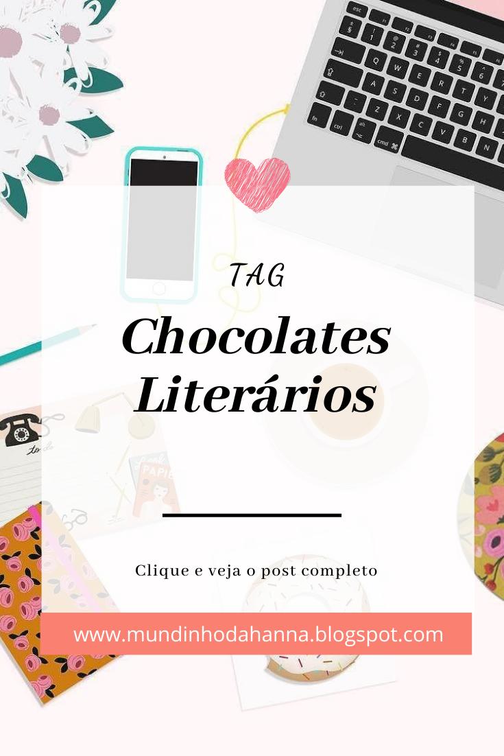 TAG Chocolates literários