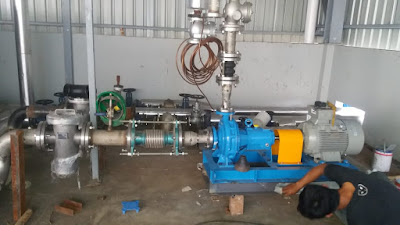 OLEOCHEMICAL PUMP