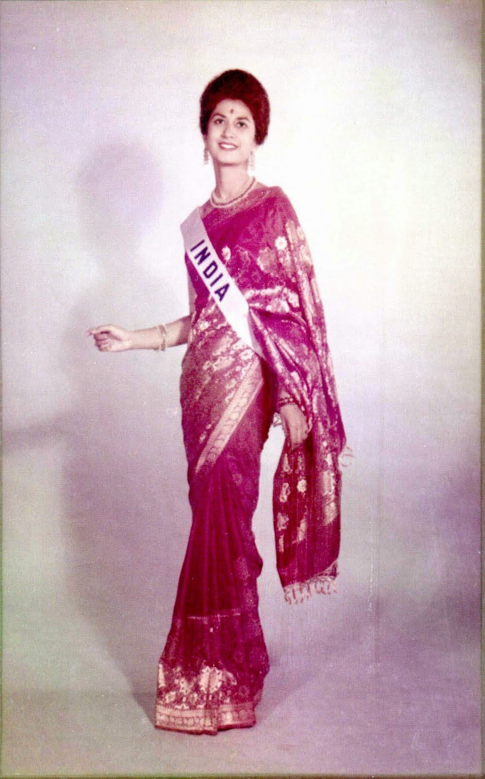 Meher Castelino Mistri, Miss India 1964