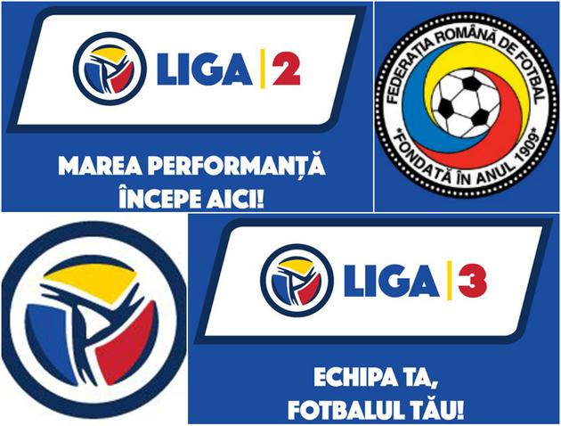 program liga 2 Romania