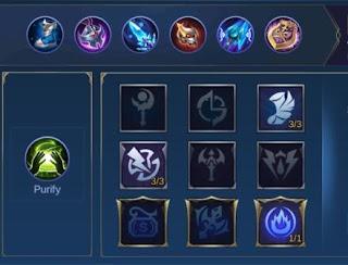 valir hero items